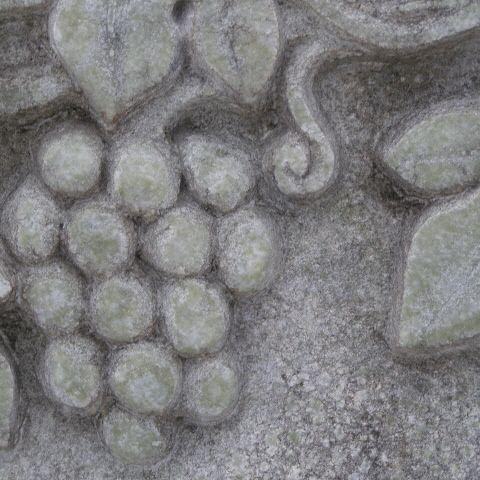 Bildhauerarbeit Muschelkalk - Wertermittlung